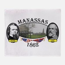 Manassas (2nd) Throw Blanket