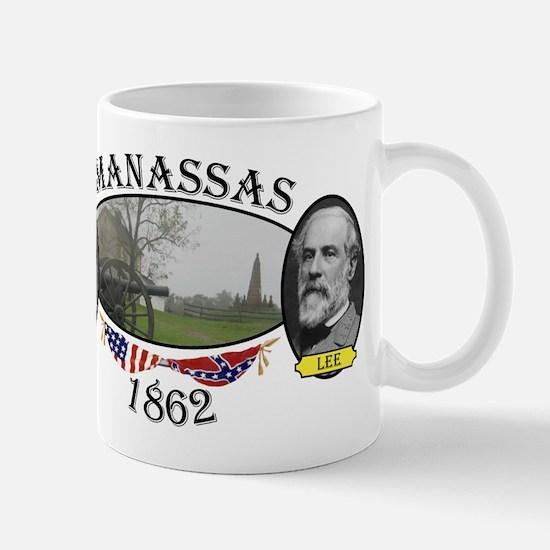 Manassas (2nd) Mugs