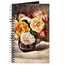 Renoir: Bouquet of Roses Journal
