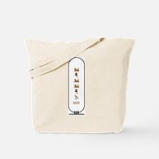 """Lillian in Hieroglyphics """"Col Tote Bag"""