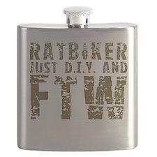 Ratbiker: just DIY and FTW Flask