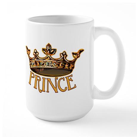 PRINCE Crown Large Mug