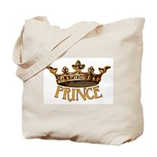 PRINCE Crown Tote Bag