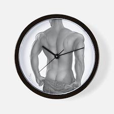 Arik Tease Wall Clock