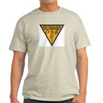 War Dept OSS Ash Grey T-Shirt