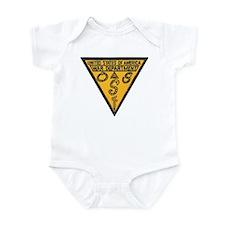 War Dept OSS Infant Bodysuit