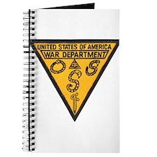 War Dept OSS Journal