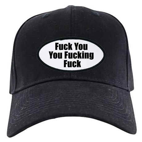 chinese fuck you hat