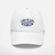 Long Island Baseball Baseball Cap