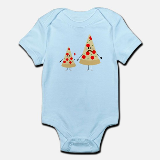fathers day pizza Body Suit