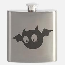 Cute Bat Flask
