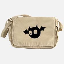 Cute Bat Messenger Bag