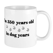 50 dog years 3-2 Small Mugss