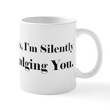 Unique M m Mug