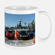 Cute Uss north carolina Mug