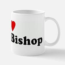 I Love Daniel Bishop Mug
