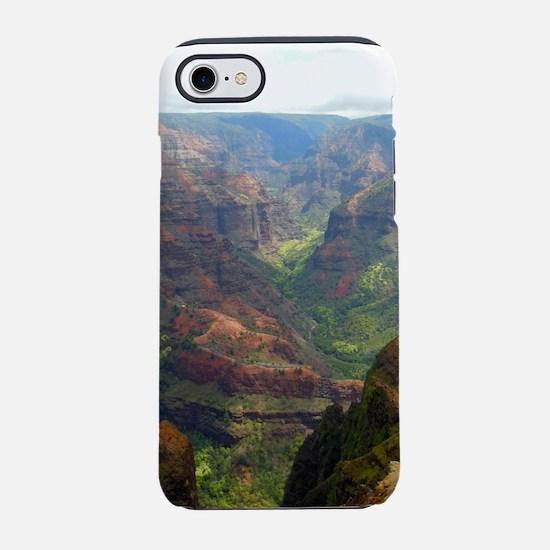 Kauai Landscape iPhone 7 Tough Case