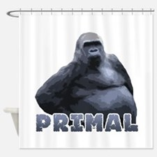 Primal - Primal Answers Shower Curtain