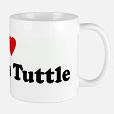 I Love Amanda Tuttle Mug