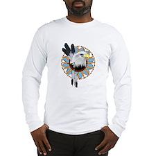 Eagle Dreamcatcher Long Sleeve T-Shirt