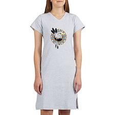 Eagle Dreamcatcher Women's Nightshirt
