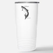 Salmon Travel Mug