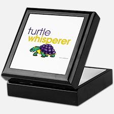 turtle whisperer Keepsake Box