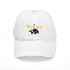 turtle whisperer Baseball Cap