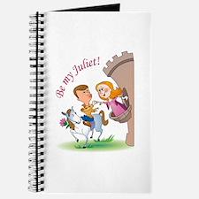 'Be My Juliet' Journal