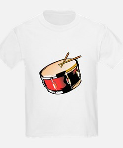realistic snare drum red T-Shirt
