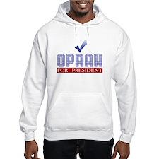 Oprah for Prez Jumper Hoodie