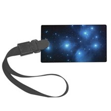 The Pleiades Star Cluster Luggage Tag