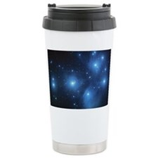 The Pleiades Star Cluster Travel Mug