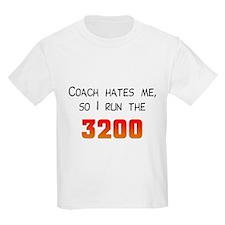 Coach Hates Me Kids T-Shirt