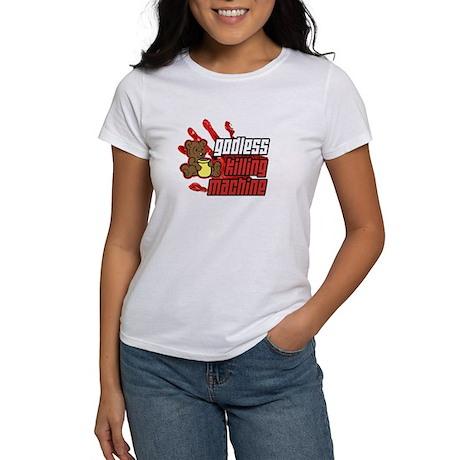 Godless Killing Machine 2 Women's T-Shirt