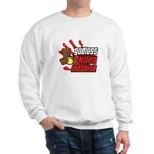 Godless Killing Machine 2 Sweatshirt