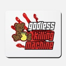 Godless Killing Machine 2 Mousepad