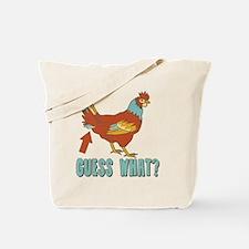 Chicken Butt! Tote Bag