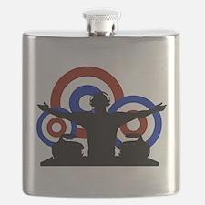 Sweepish House Mafia Flask