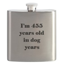 65 dog years 3-3 Flask