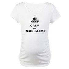 KEEP CALM AND READ PALMS Shirt