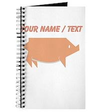 Custom Pig Journal