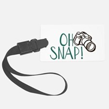 OH SNAP! Luggage Tag