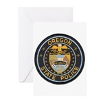 Oregon State Police Greeting Cards (Pk of 10)