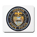Oregon State Police Mousepad