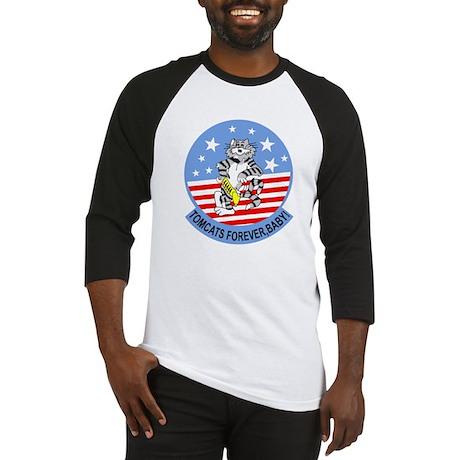 F-14 Tomcat Baseball Jersey