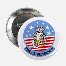 """F-14 Tomcat 2.25"""" Button (10 pack)"""