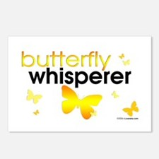 Butterfly Whisperer Postcards (Package of 8)