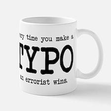 Errorist Wins Mug