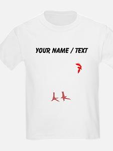 Custom White Hen T-Shirt